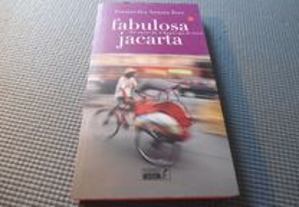 Fabulosa Jacarta-Pramoedya Ananta Toer