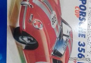 Kit Burago Porsche 356 B cup escala 1/24