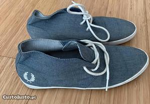 Sapato / Bota pano tipo ganga Fred Perry 41