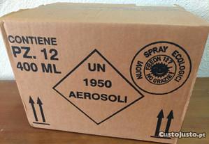 12 Latas 400ml Detector Fissuras PENTRIX 100