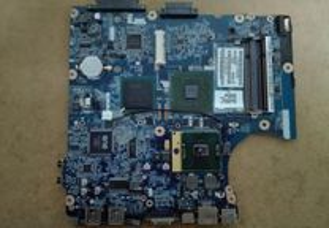 Motherboard HP 530 com Processador - Usada