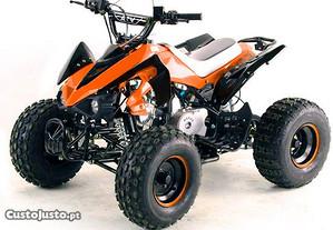 Speedbird -8 - Auto+R - Tox: Mini Quad 110cc