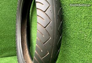 110/70/17 kingston nylon pneu usado mota