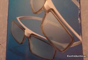 Óculos Sony 3D dg-svp5 Novos (C13)