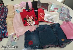 roupa menina dos 4 aos 6 anos