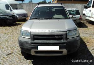 Land Rover Freelander 2.0 TD4 5P 2001 - Para Peças