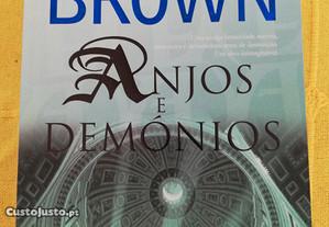 Anjos e Demónios - Dan Brown