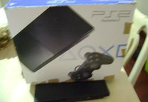 Playstation 2 Completa 2 Jogos 55.00