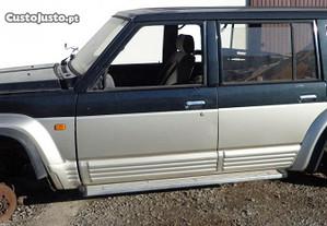 Peças Nissan Patrol GR 2.8 TD