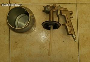 Pistola para pintar- ANI CHIAMPO made in Italy