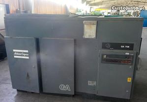 Compressor de parafuso ATLAS COPCO GA 708