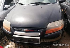 Chevrolet kalos 2002