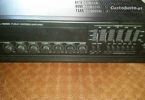 Amplificador Inter-M PA-4000