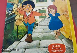 Caderneta Cromos-Marco dos Apeninos aos Andes
