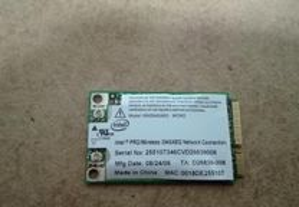 Placa Intel Wireless 3945ABG - Usada
