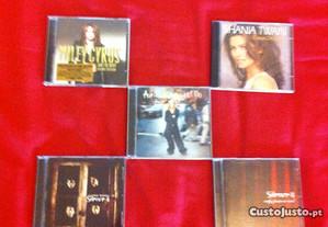 Vários CD's de música originais
