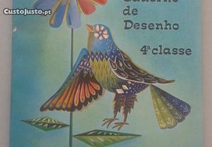 Caderno de Desenho 4.ª Classe
