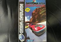 Sega Saturn- Daytona USA