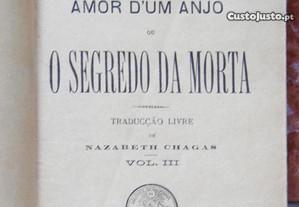 Amor d'um Anjo ou O Segredo da Morta -A. Contreras
