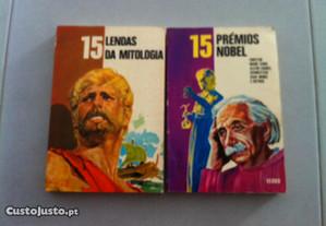 Livros Coleção 15
