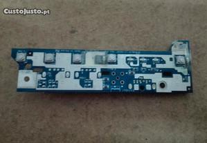 Botão Power + Portas USB Acer - Usadas