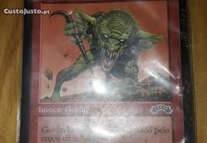 Carta Magic The Gatering, Goblin Enfurecido