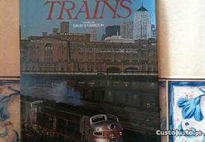 Maravilhoso livro sobre a história do comboio