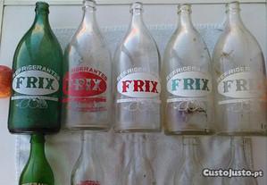 garrafas antigas Frix