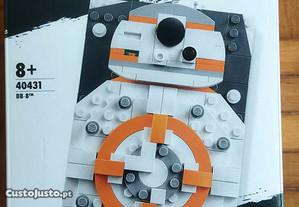 40431 Lego Star Wars - Brick Sketches: BB-8
