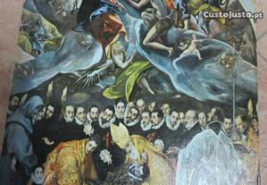 Cópia de quadro de El Greco