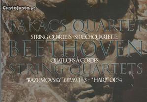 Beethoven, Takács Quartet - Razumovsky, Harp (2CD)