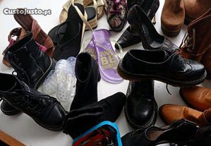 Sapatos, roupa interior,cestos,e vários