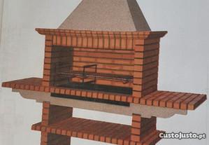 Churrasqueira Tradicional CT324