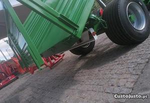 Reboque agricola Novo 9000 kg