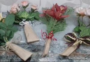 bouques de flores em cambraia