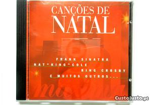 Canções de Natal - Áudio CD