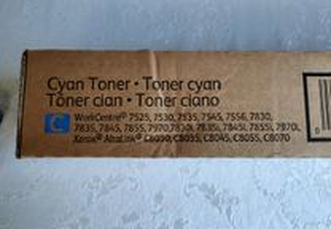 Toner Xerox Cyan - 006R01512