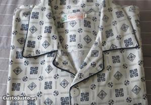 Camisolas e Casaco pijama, Tamanho XXL - Lote 3