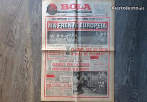 Antigo Jornal A Bola - Março 1974