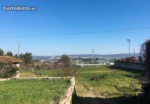 5000m2 terreno de construção junto estádio Paredes