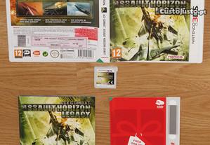 Nintendo 3DS: Ace Combat Assault Horizon Legacy