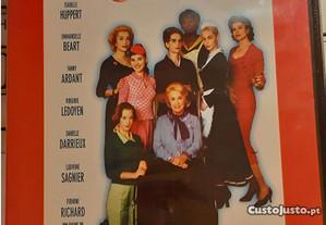 Filme em DVD: 8 Mulheres