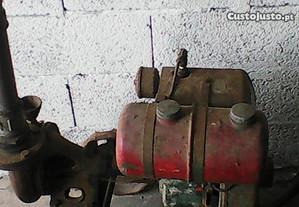Motor de puxar água a gasolina