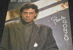 Paulo Gonzo - My Desire (Vinil)