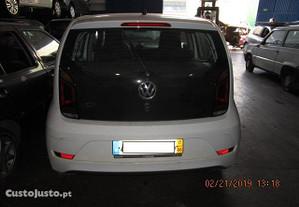 VW UP 1.0 gasolina, 5portas, 2 017, temos peças