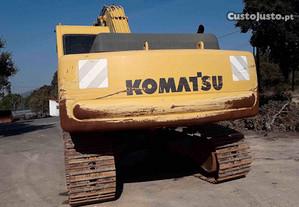 Peças para Escavadora Giratória Komatsu PC210 - 6