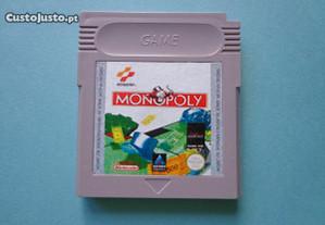 Jogos Game Boy - Monopoly