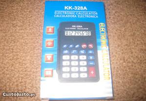 Calculadora de Bolso Electrónica/Nova e Embalada!
