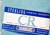 Livro Sterling chemical reagents