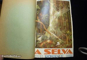 a selva - ferreira de castro - 1947 - 10 ediçao
